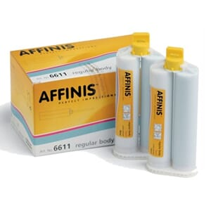 Affinis regular body fast 2x50 ml + bl.spisser