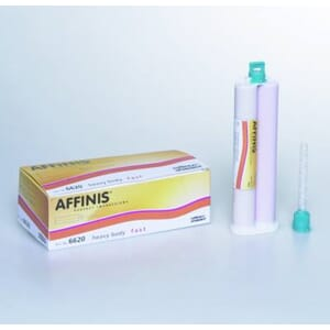 Affinis heavy body fast 2x75 ml + 8 bl. spisser