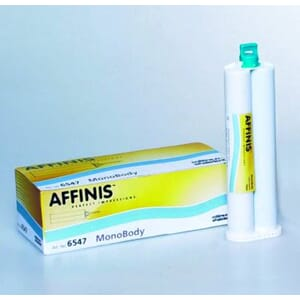 Affinis mono body 2x75 ml + 8 bl.spisser