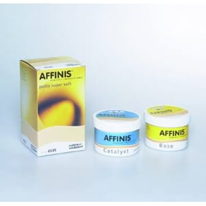 Affinis putty super soft 2 x 300 ml