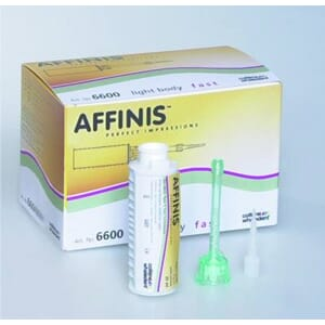 Affinis microSystem light body 4x25 ml