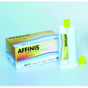 Affinis regular body 2x50 ml + 12 bl.spisser