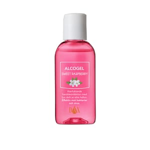 DAX Alcogel 85 % Sweet Raspberry Hånddesinfeksjon 50 ml