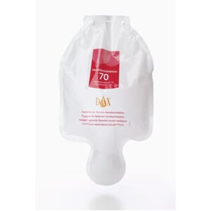 Antibac Hånd 85% 700 ml softbag*