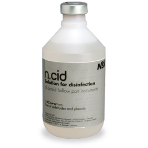 n.cid desinfeksjonsmiddel for i.Care+ 6 x 500 ml