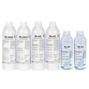 WL-Dry introsett spray flasker 4 x 500 ml + 2 x 300 ml