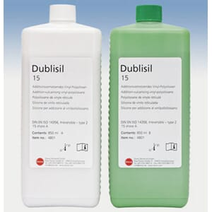 Dublisil 15 A+B Speed 2 x 850 ml