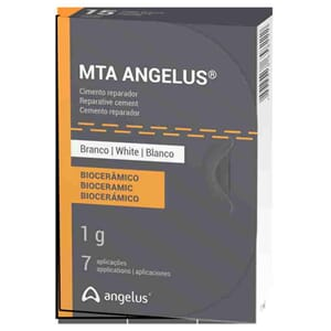 MTA Root Canal Repair kit 1 g Hvit