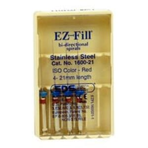 EZ-Fill NiTi filer 21 mm ISO 25 4 stk