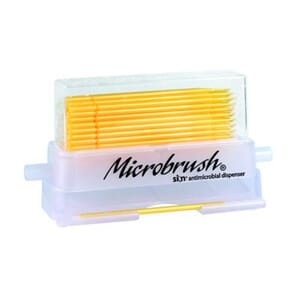 Microbrush Plus Fine m/dispenser 4x100 stk
