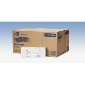 Tork Advanced vaskeklut 4-lags 25x19 cm 20x120 ark