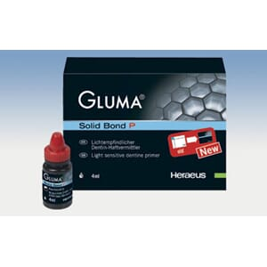 Gluma Solid bond Primer  1 x 4 ml.