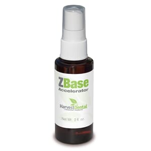ZBase akselleartor/aktivator for hurtiglim 60 ml Spray