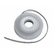 Power Chain Bobbin Chain C-1 grå 5 meter rull
