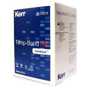 Temp-Bond NE Unidose 50x2,4 g