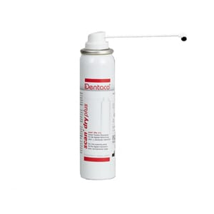 Dentaco Scan Dry Plus spray for CEREC m/2 kanyler  75 ml