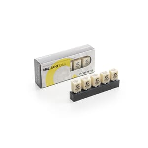 Brilliant Crios for CEREC LT14-A2  5 stk