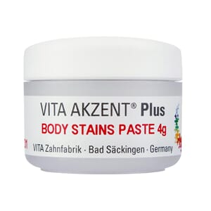 Akzent Plus Paste Body Stains BS4 4 g