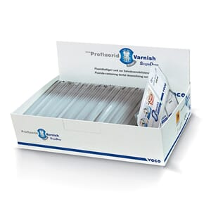 Profluorid Varnish singeldose 48 x 0,40 ml Assortert