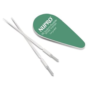 Nupro White Varnish 5% fluorlakk 50 x 0,4 g  Mint