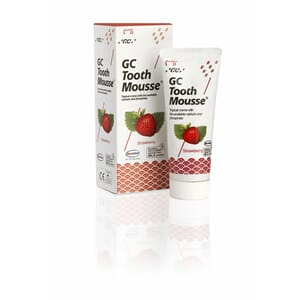 GC Tooth Mousse tannkrem 10 x 35 ml Jordbær