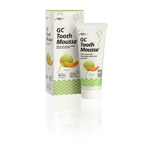 GC Tooth Mousse tannkrem 10 x 35 ml Melon