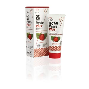 GC MI Paste Plus tannkrem 10 x 35 ml Jordbær