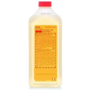 Carestream GBX fremkaller 2 x 5 liter