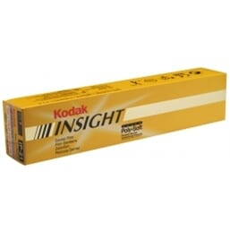 Røntgenfilm IP-21 Insight Poly-soft enkel 3x4 cm 150 stk