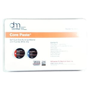 Core Paste White Fluoride Kit ( 2x25 g)