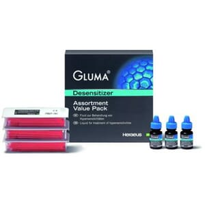 Gluma Desensitizer value pack 3x5 ml